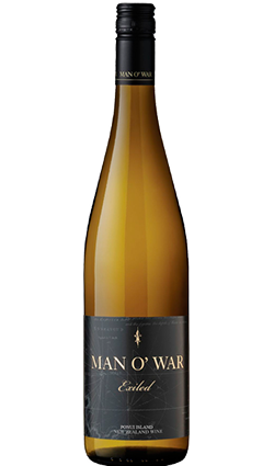 Man O' War Exiled Pinot Gris 2017 750ml