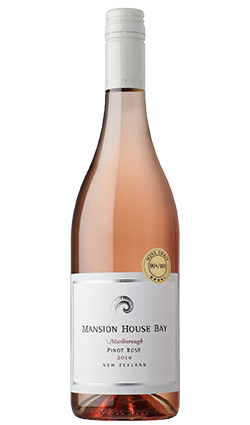 Mansion House Bay Rose 2020 750ml