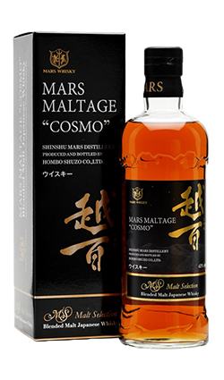 Mars Cosmo Maltage Blended Malt Whisky 700ml