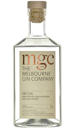Melbourne Gin Co Dry Gin 700ml
