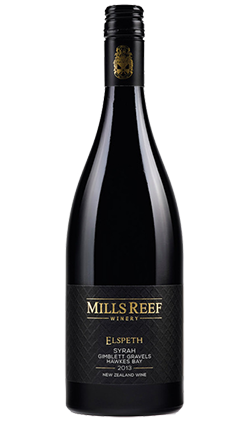 Mills Reef Elspeth Syrah 2016 750ml