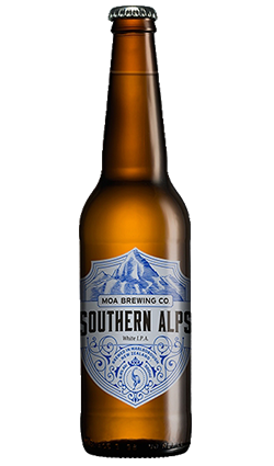 Moa Southern Alps White IPA 500ml