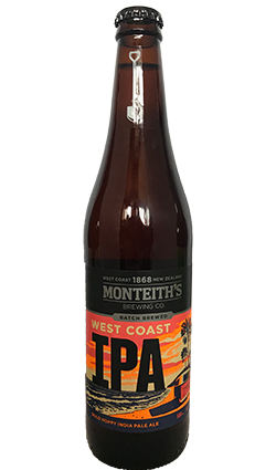 Monteiths West Coast IPA 500ml