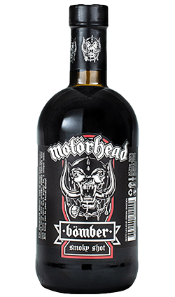 Motorhead Bomber Smoky Shot 500ml