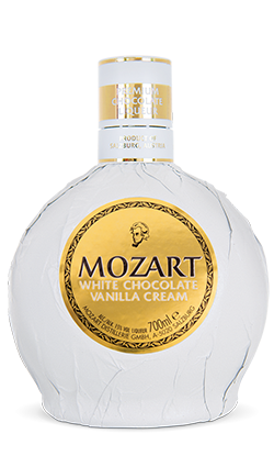 Mozart White Chocolate 700ml