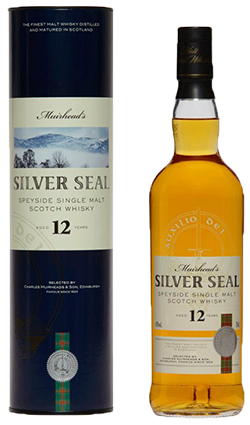 Muirheads Silver Seal 12YO Whisky 700ml