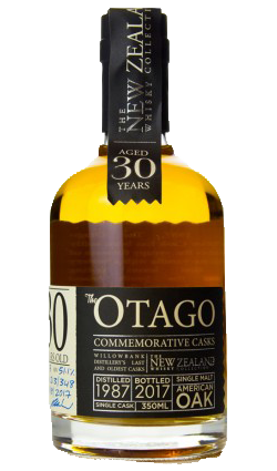 The NZ Whisky Collection Otago 30YO 44.7% 350ml