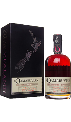 The NZ Whisky Collection Oamaruvian 18YO 350ml