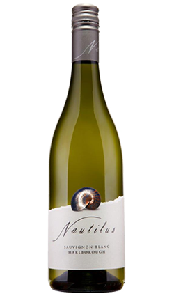 Nautilus Paper Sauvignon Blanc 2016 and Riedel Glass twin-pack