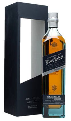 Johnnie Walker Blue Porsche Giftbox 700ml