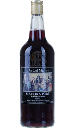 Old Masters Madeira Port 1000ml