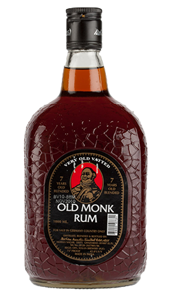 Old Monk Rum 7yo Blended Rum 750ml Whisky And More