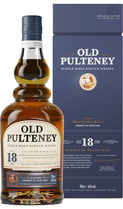 Old Pulteney 18YO 700ml
