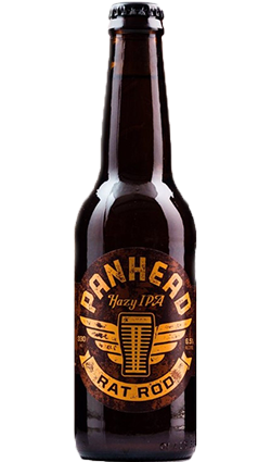 Panhead Rat Rod Hazy IPA 500ml