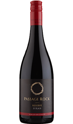 Passage Rock Reserve Syrah 2015 750ml