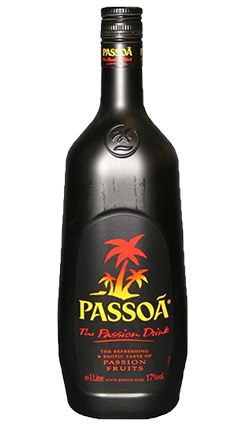 Passoa Passion Fruit Liqueur 1000ml