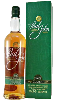 Paul John Classic Select Cask 700ml