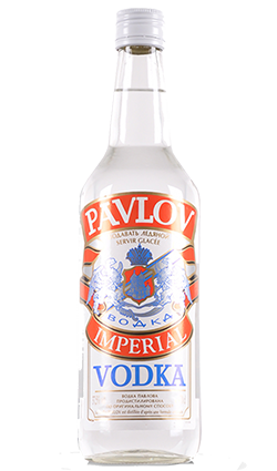 Pavlov Vodka 700ml