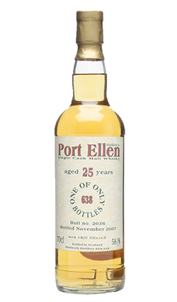 Port Ellen 1982 Forum Bottling 700ml