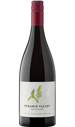 Pyramid Valley Central Otago Pinot Noir 2017 750ml