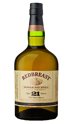 Redbreast 21YO Single Pot Still 700ml