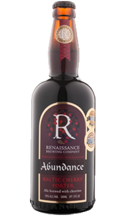 Renaissance Abundance Baltic Cherry Porter 500ml
