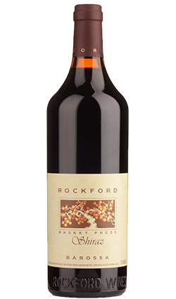 Rockford Basket Press Shiraz 2015 750ml