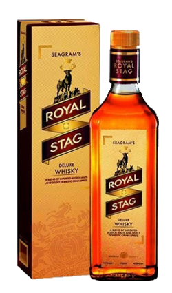 Royal Stag Blended Indian Whisky 750ml