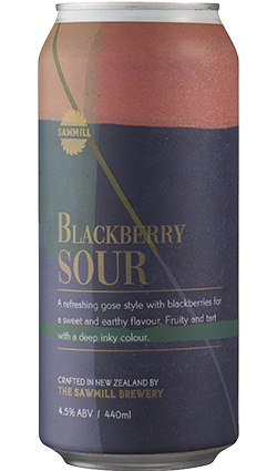 Sawmill Blackberry Sour 4.5% 400ml