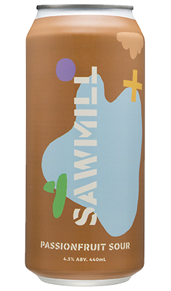 Sawmill Passionfruit Sour 440ml Can