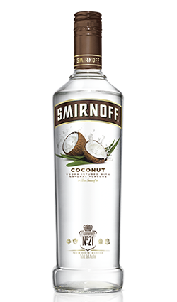 Smirnoff Coconut Vodka 700ml
