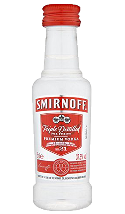 Smirnoff Red Label Mini 50ml