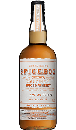 Spicebox Canadian Whisky 700ml
