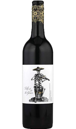 Take it to the Grave Cabernet Sauvignon 2018 750ml