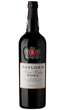 Taylors Fine Ruby Port 750ml