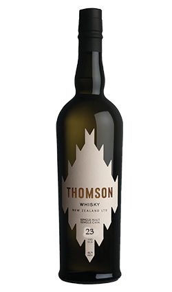 Thomson NZ Whisky 23YO 700ml