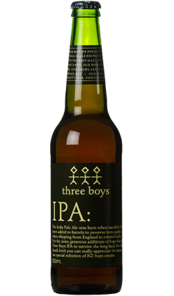 Three Boys IPA 500ml