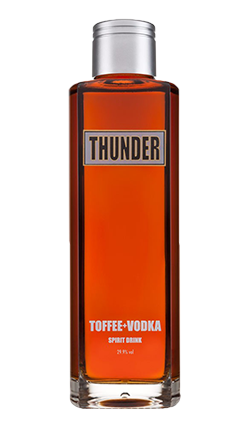 Thunder Toffee Vodka 700ml