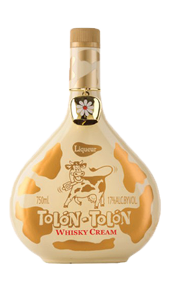 Tolon Whisky Cream 50ml Miniature