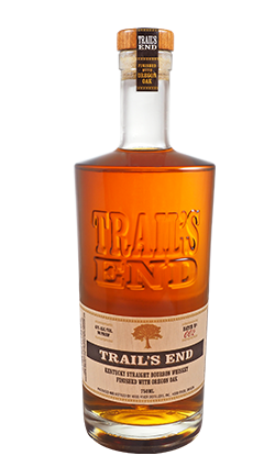 Trails End Bourbon 8YO 750ml