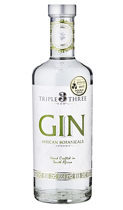 Triple 3 Three African Botanicals 500ml