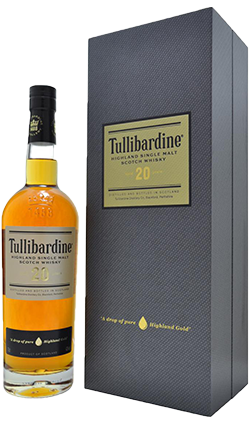 Tullibardine 20YO Whisky 700ml