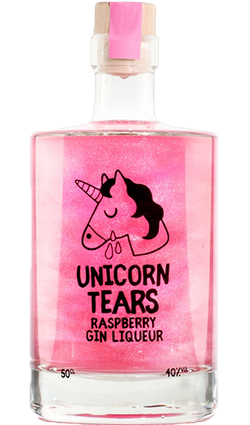 Unicorn Tears Raspberry Gin 500ml