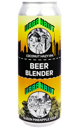 Urbanaut Blender Coconut Hazy & Pineapple Sour 2x250ml Cans
