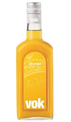 Vok Advocaat Yellow 500ml