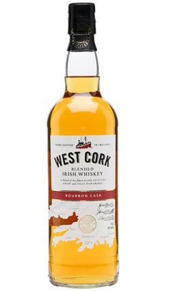 West Cork Blend Irish Whiskey 700ml