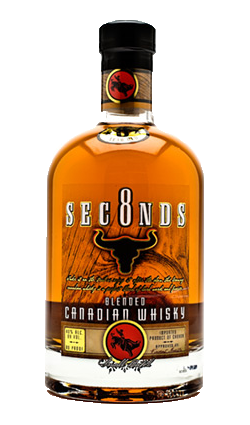 Whisky 8 Seconds Small Batch 750ml
