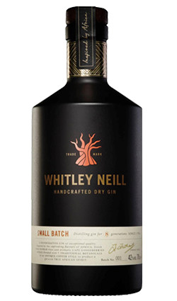 Whitley Neill Dry Gin 700ml
