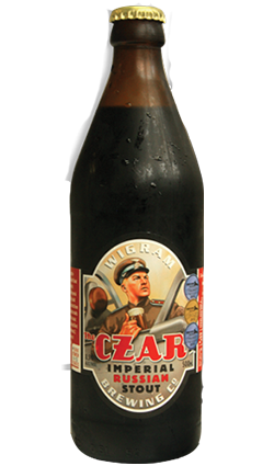 Wigram The Czar Imperial Russian Stout 500ml