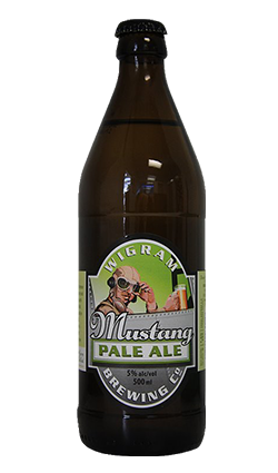 Wigram Mustang Pale Ale 500ml